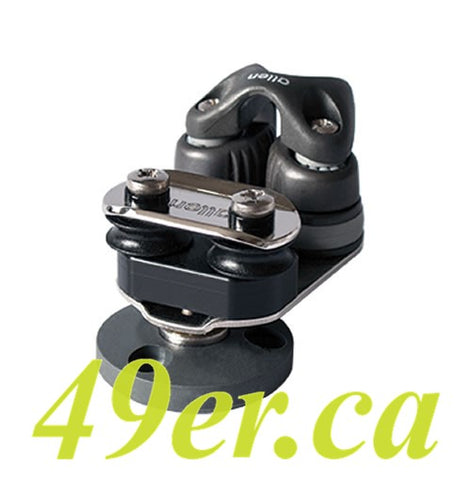 Jib Cleat Assembly