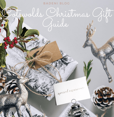 Cotswolds Christmas Gift Guide