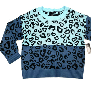 Primary Photo - BRAND:    ALLIE & ROBSTYLE: SWEATER LIGHTWEIGHT COLOR: BLUE SIZE: PETITE LARGE OTHER INFO: ALLIE & ROB - SKU: 180-18083-14192