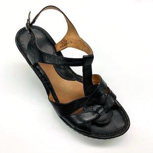 Primary Photo - BRAND: BORN STYLE: SANDALS LOW COLOR: BLACK SIZE: 10 SKU: 180-18071-5914