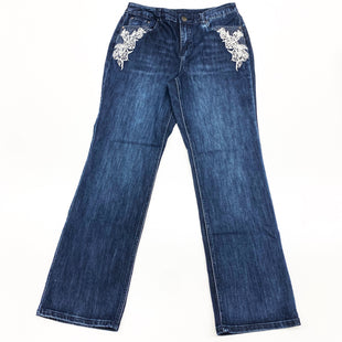 Primary Photo - BRAND: CHRISTOPHER AND BANKS STYLE: JEANS COLOR: DENIM SIZE: 8 SKU: 180-18038-93348