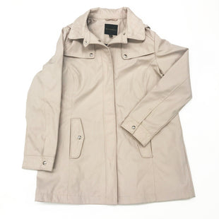 Primary Photo - BRAND: WEATHERPROOF STYLE: JACKET OUTDOOR COLOR: KHAKI SIZE: L SKU: 180-18083-24498
