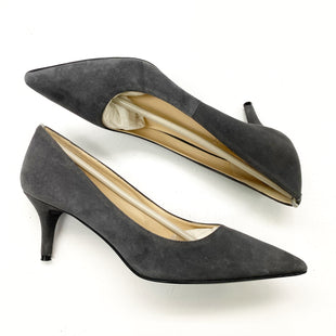 Primary Photo - BRAND: NINE WEST STYLE: SHOES LOW HEEL COLOR: GREY SIZE: 8 OTHER INFO: AS IS SKU: 180-18083-25418