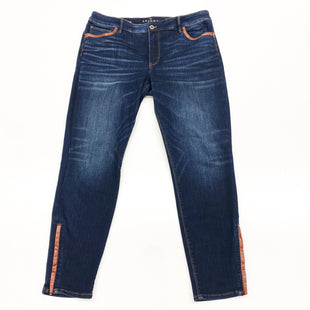 Primary Photo - BRAND: WHITE HOUSE BLACK MARKET O STYLE: JEANS COLOR: DENIM SIZE: 14 SKU: 180-18083-14212