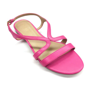 Primary Photo - BRAND: TALBOTS O STYLE: SANDALS FLAT COLOR: HOT PINK SIZE: 6.5 SKU: 180-18038-89675