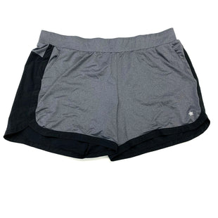 Primary Photo - BRAND: TEK GEAR STYLE: ATHLETIC SHORTS COLOR: GREY SIZE: 2X SKU: 180-18071-11467