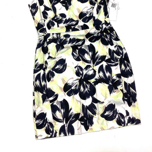 Primary Photo - BRAND: FRENCH CONNECTION STYLE: DRESS SHORT SLEEVELESS COLOR: BLACK WHITE SIZE: 10 SKU: 180-18071-6473