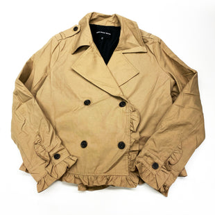 Primary Photo - BRAND: WHO WHAT WEAR STYLE: JACKET OUTDOOR COLOR: TAN SIZE: M SKU: 180-18071-9418