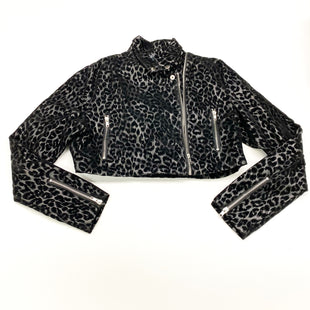 Primary Photo - BRAND: WINDSOR STYLE: JACKET OUTDOOR COLOR: ANIMAL PRINT SIZE: L SKU: 180-18083-21552