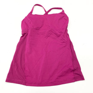 Primary Photo - BRAND: LULULEMON STYLE: ATHLETIC TANK TOP COLOR: MAGENTA SIZE: S OTHER INFO: (6) DESIGNER SKU: 180-18083-25388