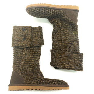 Primary Photo - BRAND: UGG STYLE: BOOTS DESIGNER COLOR: BROWN SIZE: 8 SKU: 180-18083-19889