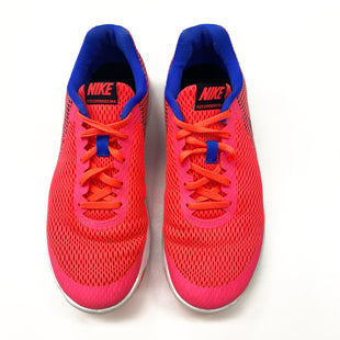 Primary Photo - BRAND: NIKE STYLE: SHOES ATHLETIC COLOR: PINK SIZE: 8 SKU: 180-18095-582