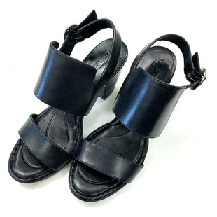 Primary Photo - BRAND: BORN STYLE: SANDALS LOW COLOR: BLACK SIZE: 8 SKU: 180-18083-24681