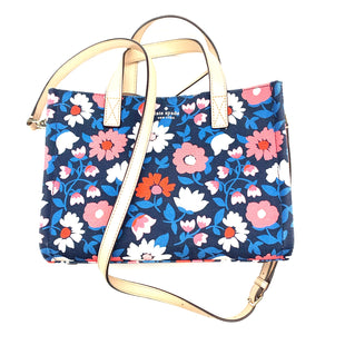 Primary Photo - BRAND: KATE SPADE STYLE: HANDBAG DESIGNER COLOR: FLORAL SIZE: SMALL OTHER INFO: CANVAS/ CROSS BODY STRAP SKU: 180-18071-8143