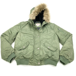 Primary Photo - BRAND: MOSSIMO STYLE: JACKET OUTDOOR COLOR: OLIVE SIZE: S SKU: 180-18057-12742