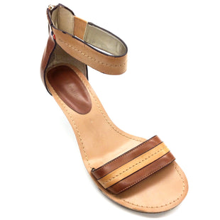 Primary Photo - BRAND: TOMMY HILFIGER O STYLE: SANDALS LOW COLOR: BROWN SIZE: 7.5 SKU: 180-18083-16510