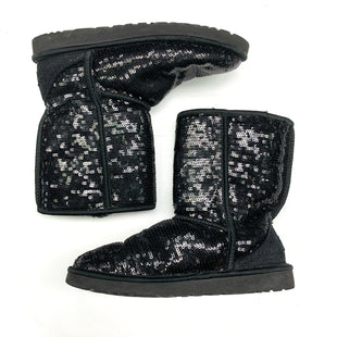 Primary Photo - BRAND: UGG STYLE: BOOTS DESIGNER COLOR: BLACK SIZE: 8 OTHER INFO: AS IS SKU: 180-18071-7994