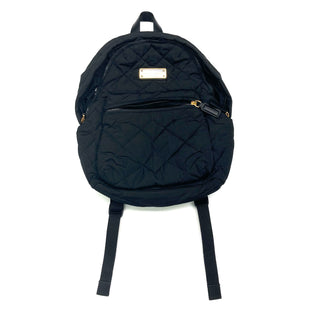 Primary Photo - BRAND: MARC JACOBS STYLE: HANDBAG DESIGNER COLOR: BLACK SIZE: MEDIUM OTHER INFO: NYLON QUILTED BACKPACK AS IS $198 RETAIL SKU: 180-18038-98006