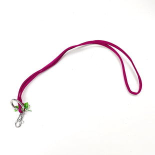 Primary Photo - BRAND: VERA BRADLEY STYLE: ACCESSORY TAG COLOR: FUSCHIA OTHER INFO: LANYARD SKU: 180-18071-11619