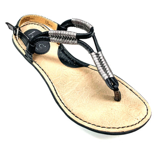 Primary Photo - BRAND: BOC STYLE: SANDALS FLAT COLOR: BLACK SIZE: 8 OTHER INFO: AS IS SKU: 180-18038-97562
