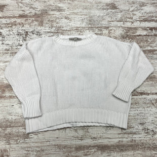 Primary Photo - BRAND: ANN TAYLOR LOFT STYLE: SWEATER LIGHTWEIGHT COLOR: WHITE SIZE: S SKU: 180-18038-105775
