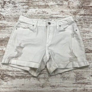 Primary Photo - BRAND: UNIVERSAL THREAD STYLE: SHORTS COLOR: WHITE SIZE: 2 SKU: 180-18057-13931