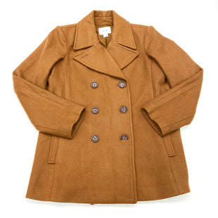 Primary Photo - BRAND: OLD NAVY STYLE: COAT SHORT COLOR: CAMEL SIZE: L SKU: 180-18083-24226