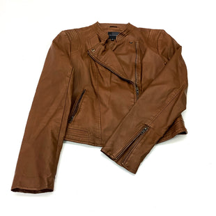 Primary Photo - BRAND: LIMITED O STYLE: JACKET OUTDOOR COLOR: BROWN SIZE: S SKU: 180-18083-23712