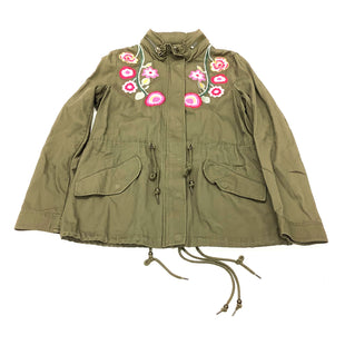 Primary Photo - BRAND:    CLOTHES MENTOR STYLE: JACKET OUTDOOR COLOR: OLIVE SIZE: M OTHER INFO: BAGATELLE - SKU: 180-18071-11247