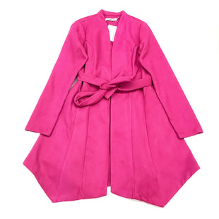 Primary Photo - BRAND: JUSTFAB STYLE: JACKET OUTDOOR COLOR: PINK SIZE: XS SKU: 180-18038-101324