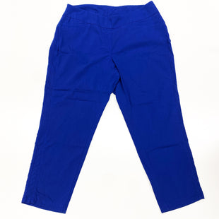 Primary Photo - BRAND: WEST BOUND STYLE: PANTS COLOR: BLUE SIZE: 20 SKU: 180-18038-93602