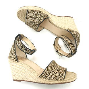 Primary Photo - BRAND: VINCE CAMUTO STYLE: SANDALS HIGH COLOR: ANIMAL PRINT SIZE: 9 SKU: 180-18038-103808