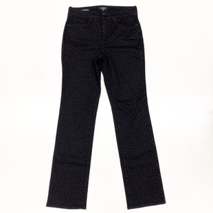 Primary Photo - BRAND: NOT YOUR DAUGHTERS JEANS STYLE: JEANS DESIGNER COLOR: BLACK DENIM SIZE: 6 SKU: 180-18038-95241