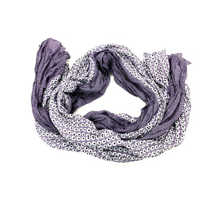 Primary Photo - BRAND:    CLOTHES MENTOR STYLE: SCARF COLOR: PURPLE SKU: 180-18057-14260