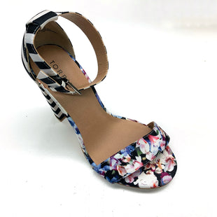 Primary Photo - BRAND: TORRID STYLE: SANDALS HIGH COLOR: MULTI SIZE: 8.5 SKU: 180-18071-6366