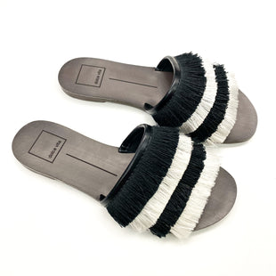 Primary Photo - BRAND: DOLCE VITA STYLE: SANDALS FLAT COLOR: BLACK SIZE: 6.5 SKU: 180-18038-104596