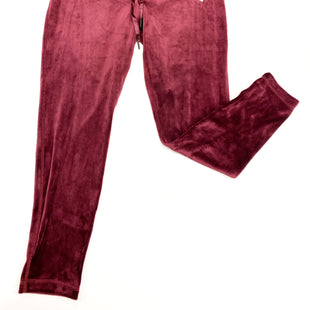 Primary Photo - BRAND: NANETTE LEPORE STYLE: LEGGINGS COLOR: BURGUNDY SIZE: M OTHER INFO: DESIGNER SKU: 180-18038-95350