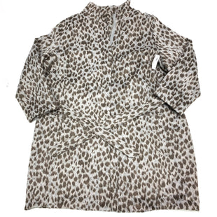 Primary Photo - BRAND: OLD NAVY STYLE: COAT LONG COLOR: ANIMAL PRINT SIZE: 3X SKU: 180-18038-92018