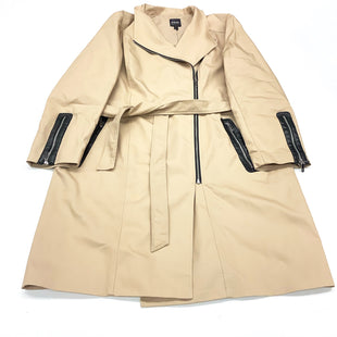 Primary Photo - BRAND: RAFAELLA STYLE: COAT LONG COLOR: TAN SIZE: XL SKU: 180-18071-9298