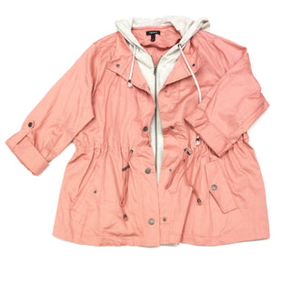 Primary Photo - BRAND: TORRID STYLE: JACKET OUTDOOR COLOR: PINK SIZE: 2X SKU: 180-18074-1054