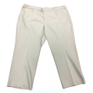Primary Photo - BRAND: CJ BANKS STYLE: PANTS COLOR: TAN SIZE: 24 OTHER INFO: PETITE SKU: 180-18057-13993