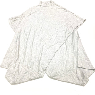 Primary Photo - BRAND: ANN TAYLOR LOFT STYLE: PONCHO COLOR: GREY SIZE: ONESIZE OTHER INFO: XS/S SKU: 180-18038-100440