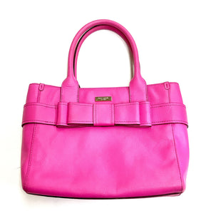 Primary Photo - BRAND: KATE SPADE STYLE: HANDBAG DESIGNER COLOR: PINK SIZE: MEDIUM OTHER INFO: AS IS SKU: 180-18038-98750