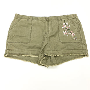 Primary Photo - BRAND: LANE BRYANT STYLE: SHORTS COLOR: OLIVE SIZE: 28 SKU: 180-18038-106011