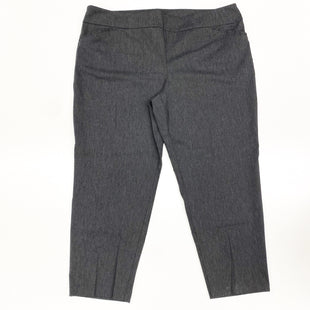 Primary Photo - BRAND: TERRA & SKY STYLE: PANTS COLOR: GREY SIZE: 3X SKU: 180-18071-5947