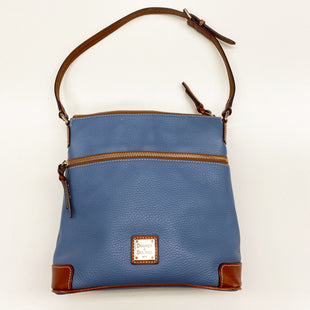Primary Photo - BRAND: DOONEY AND BOURKE O STYLE: HANDBAG DESIGNER COLOR: BLUE SIZE: MEDIUM SKU: 180-18057-12003