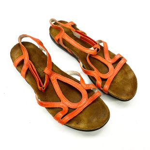 Primary Photo - BRAND: NAOT STYLE: SANDALS FLAT COLOR: ORANGE SIZE: 8.5 OTHER INFO: (39) AS IS SKU: 180-18038-105374