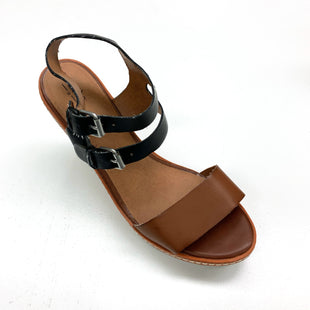 Primary Photo - BRAND: MOSSIMO STYLE: SANDALS HIGH COLOR: TAN SIZE: 10 SKU: 180-18071-4539