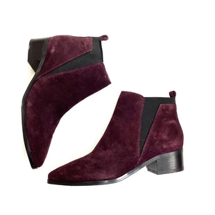 Primary Photo - BRAND: MARC FISHER STYLE: BOOTS ANKLE COLOR: PURPLE SIZE: 7.5 SKU: 180-18038-85238