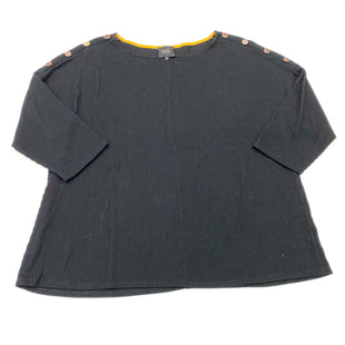 Primary Photo - BRAND: W5 STYLE: TOP LONG SLEEVE COLOR: BLACK SIZE: 2X SKU: 180-18038-105348
